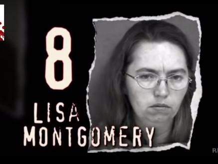 Ejecuta EU a Lisa Montgomery
