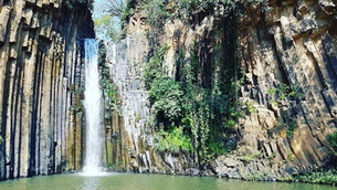 Cascadas de Juluapan, belleza natural de Tejupilco