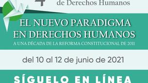 A 10 años de la gran Reforma Constitucional, la CODHEM abre análisis sobre retos en derechos humanos