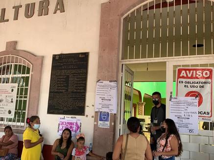 Registrô el sur mexiquense jornada de votación tranquila