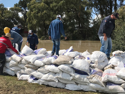 Refuerzan acciones preventivas en el río Lerma