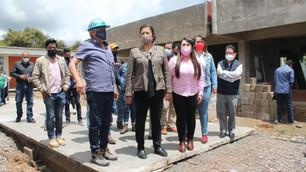 Floricultores presentan avances de la Edayo de Villa Guerrero