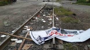 CNTE levanta bloqueo ferroviario en Michoacán