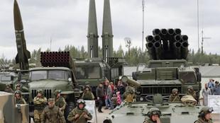 EU anuncia que se retirará de tratado de desarme nuclear