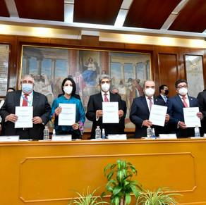 Llama Presidente de Jucopo a todos los partidos a sumarse a Reforma Constitucional en Edoméx