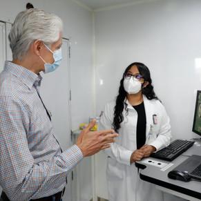 """Entrega ADMM rehabilitación del Centro de Salud """"El Salitre"""" en Ixtapan de la Sal"""