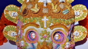 Llegan las calaveras de azúcar al Museo Hacienda La Pila