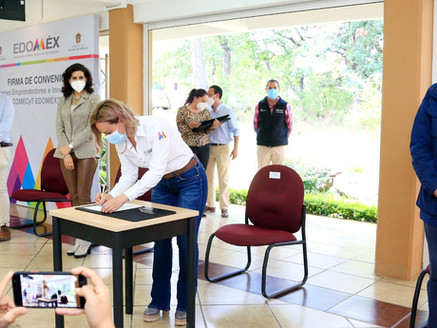 "Abren convocatoria del Programa ""Jóvenes Emprendedores e Innovadores del Estado de México"""