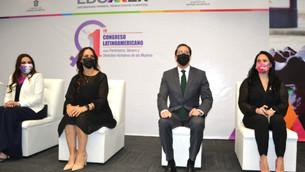 Efectúan primer Congreso Latinoamericano sobre feminismo, género y derechos humanos de las mujeres