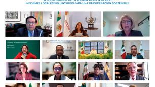 Avanza Edoméx en cumplimiento de Agenda 2030; presenta revisión voluntaria en Foro de la ONU