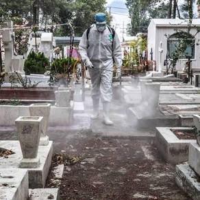 Suspende Ecatepec visitas a panteones en Día de Muertos
