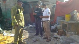 Explosión por pirotecnia en Melchor Ocampo deja cuatro lesionados