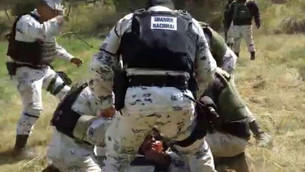 Vinculan a proceso a presunto asesino de elemento de la Guardia Nacional