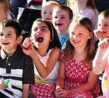 kids laughing at show.jpg