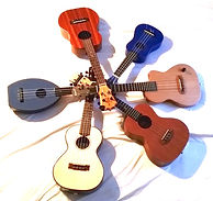 6 ukuleles