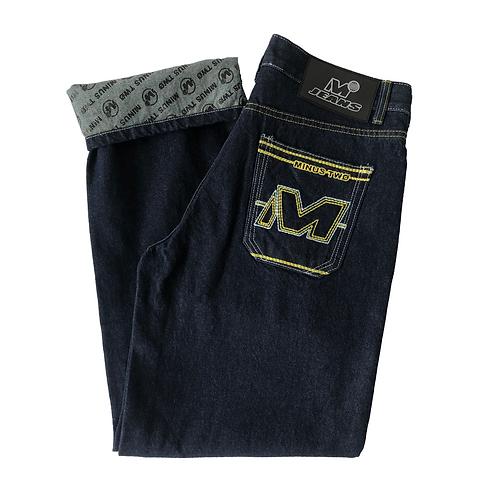 M2 Raw Jeans (Blue)