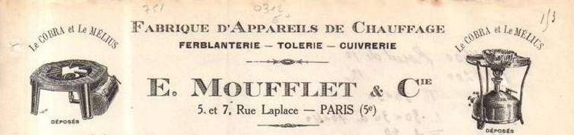 adresse Moufflet Cobra