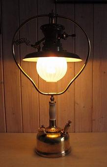 lampe de table lyre Bré