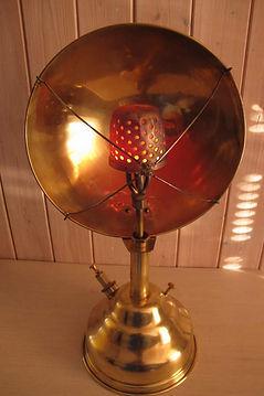 radiateur parabolique Auer