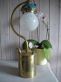 lampe portative Lumière noel