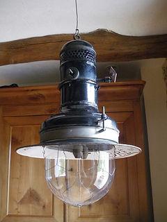 lampe industrielle Bré