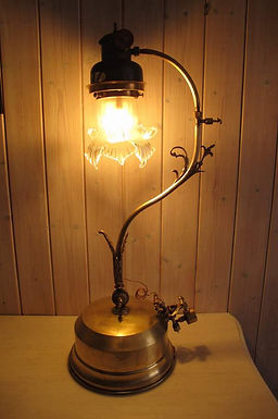 lampe pression Lefebvre essence