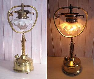lampe centrale Succès