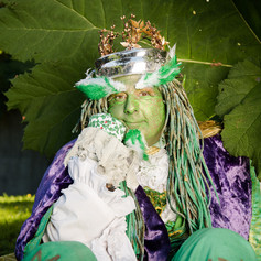 The Green Man Project