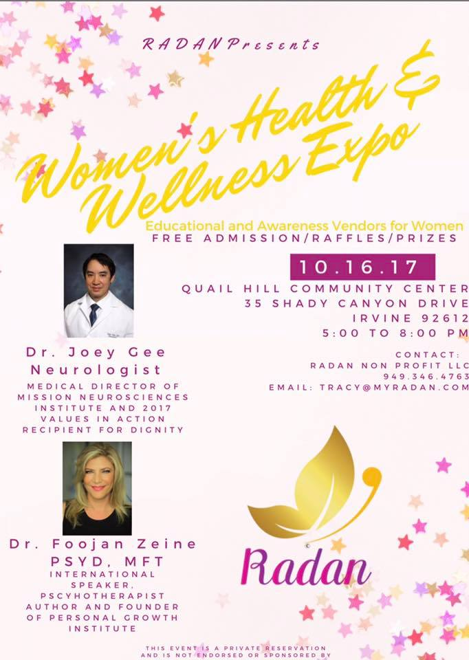 Women Health and Wellness Expo