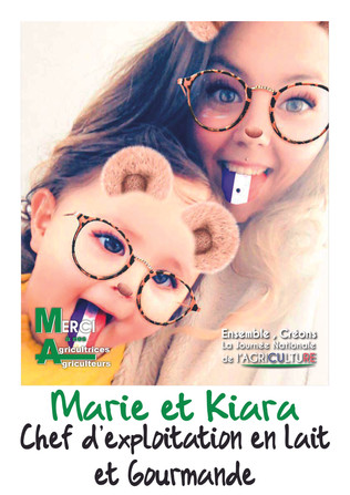 Marie et Kiara - Chef d'exploitation en