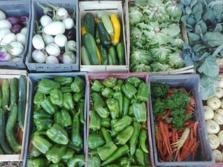 Passez vos commandes de légumes !!