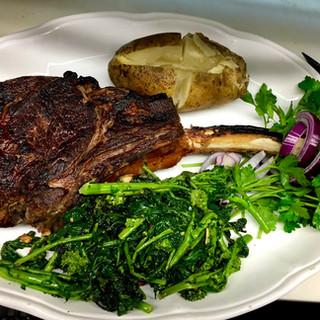 Bone-In Tomahawk Steak