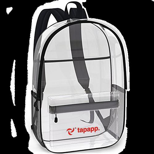 Clear Backpack: PRE-ORDER