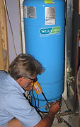 well pump repairs and replacements and well pump pressure tank