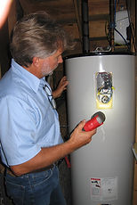 plumbing and hot water heater repairs and replacements