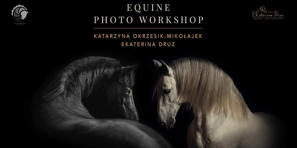 Photo workshop Ekaterina Druz & Katarzyna Okrzesik-Mikołajek