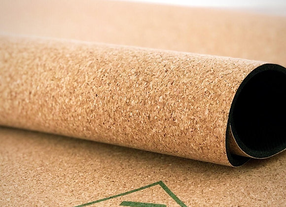 Luxury Cork Yoga Mat