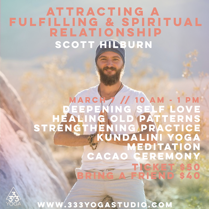 Attracting a Fulfilling & Spiritual Relationship