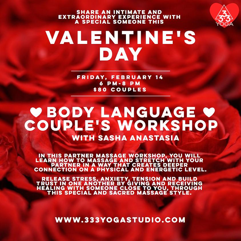 Body Language Couple's Workshop