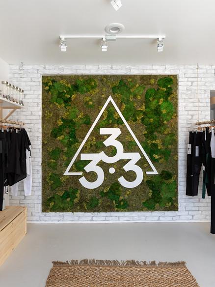 333 Moss Wall