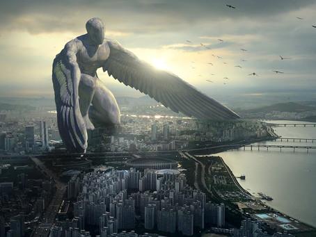 Anjos cotidianos