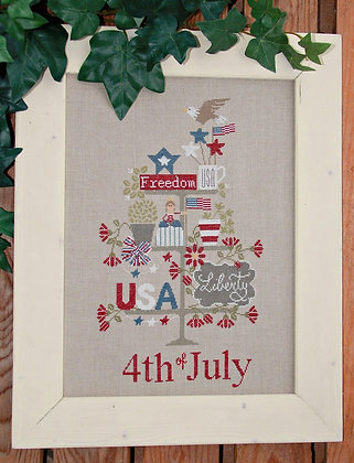 Celebrate 4th of July by Madame Chantilly
