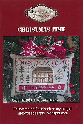 Christmas Time by Abby Rose Designs