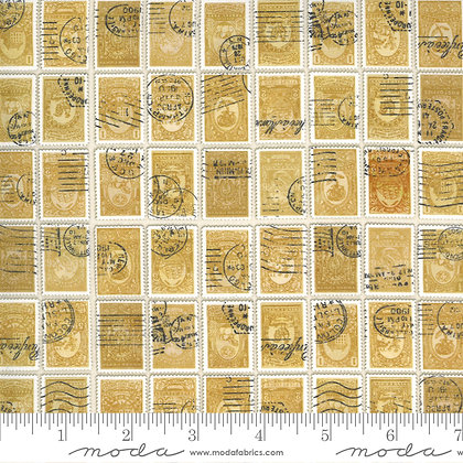 GOLD STAMPS Flea Market Fresh by Cathe Holden/MODA