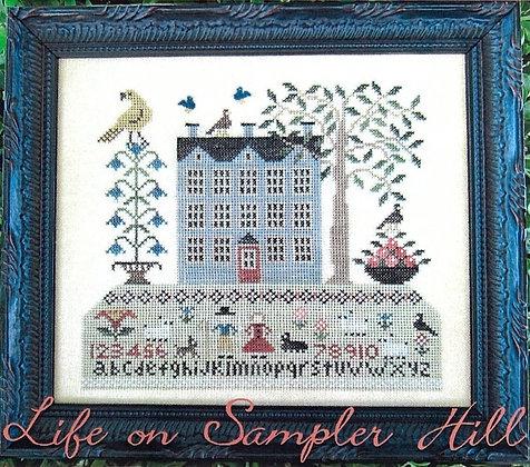Life on Sampler Hill by The Scarlett House
