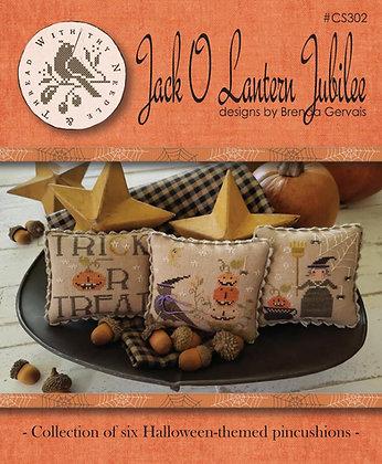 Jack O Lantern Jubilee by With Thy Needle & Thread