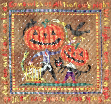 All Hallow's Night by Birds of a Feather