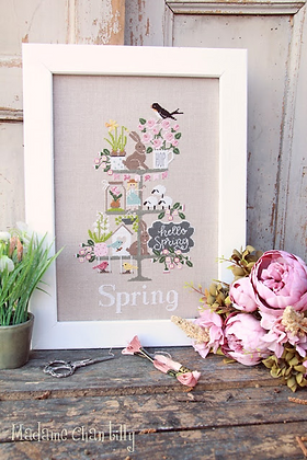 Celebrate Spring by Madame Chantilly