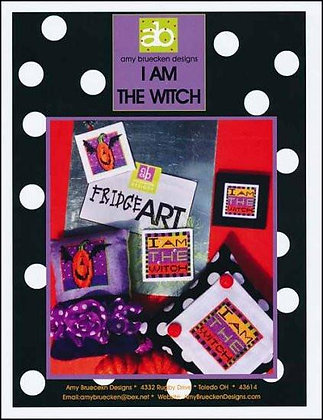 CATS I am the Witch by AB Designs