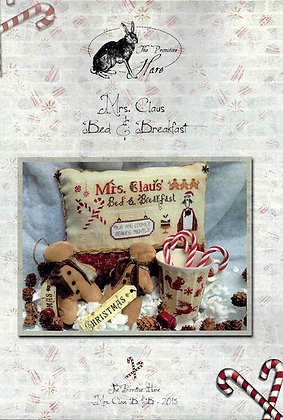 Mrs. Claus Bed & Breakfast by The Primitive Hare